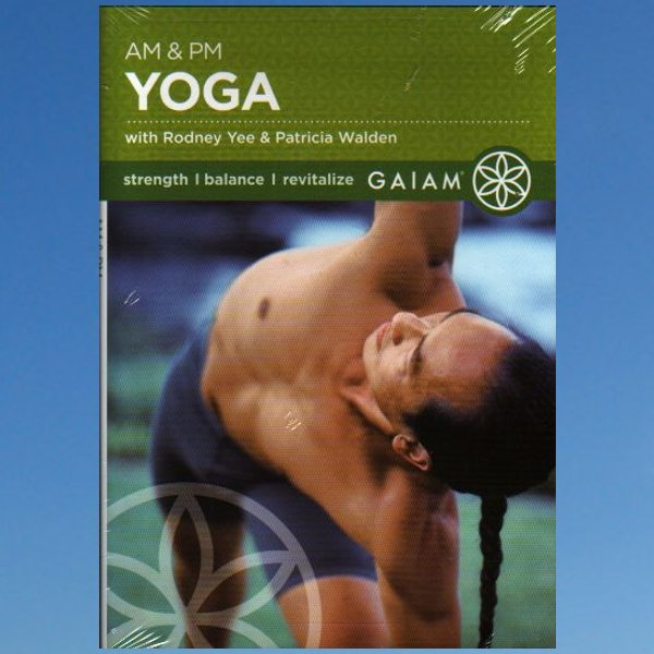AM/PM Yoga DVD – Rodney Yee & Patricia Walden
