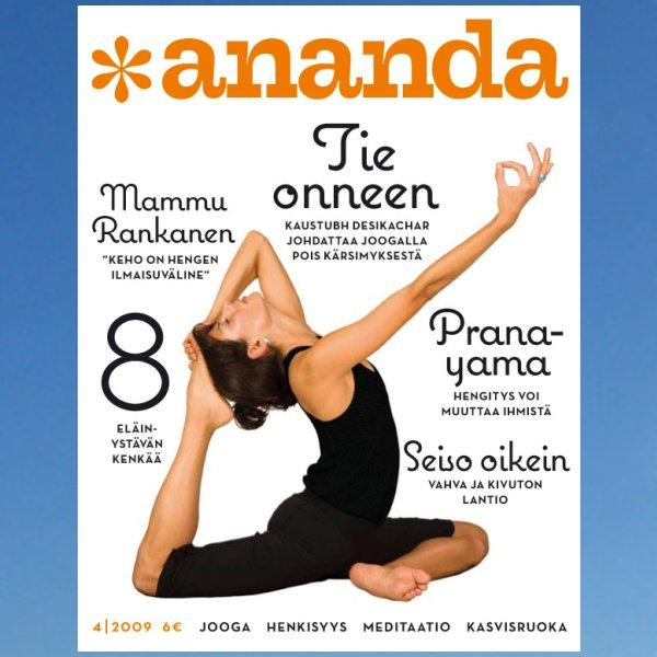 Ananda lehti – numero 4/2009