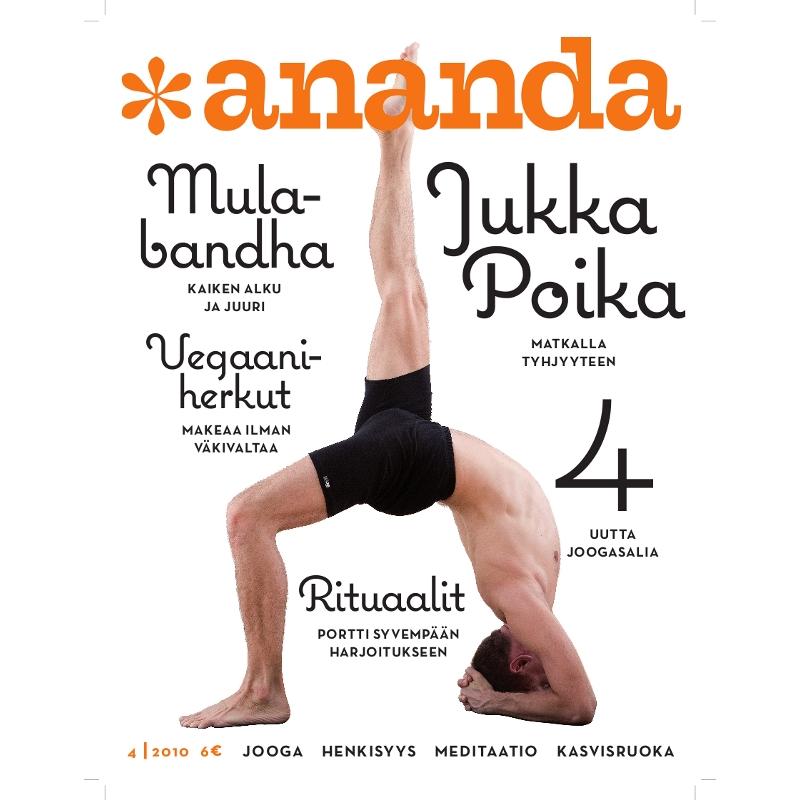 Ananda lehti – numero 4/2010