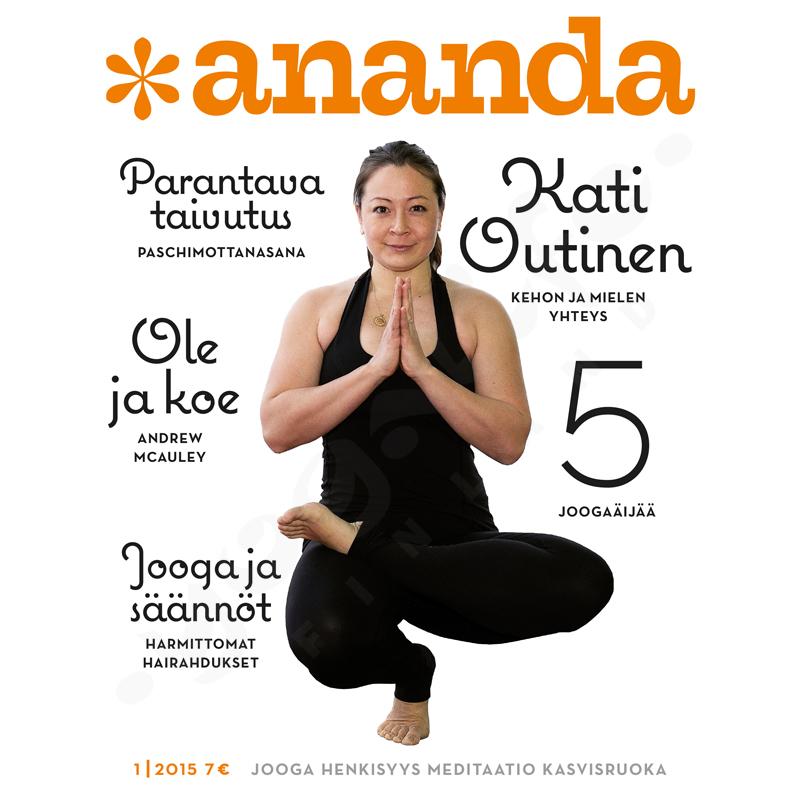 Ananda lehti – numero 1/2015