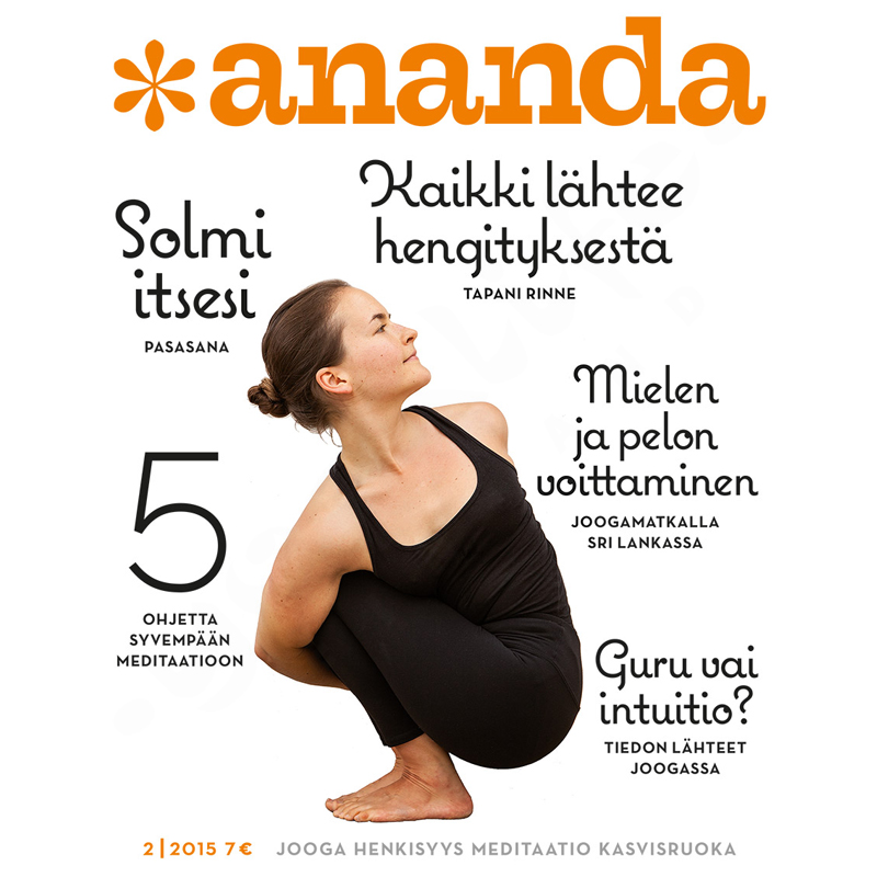Ananda lehti – numero 2/2015