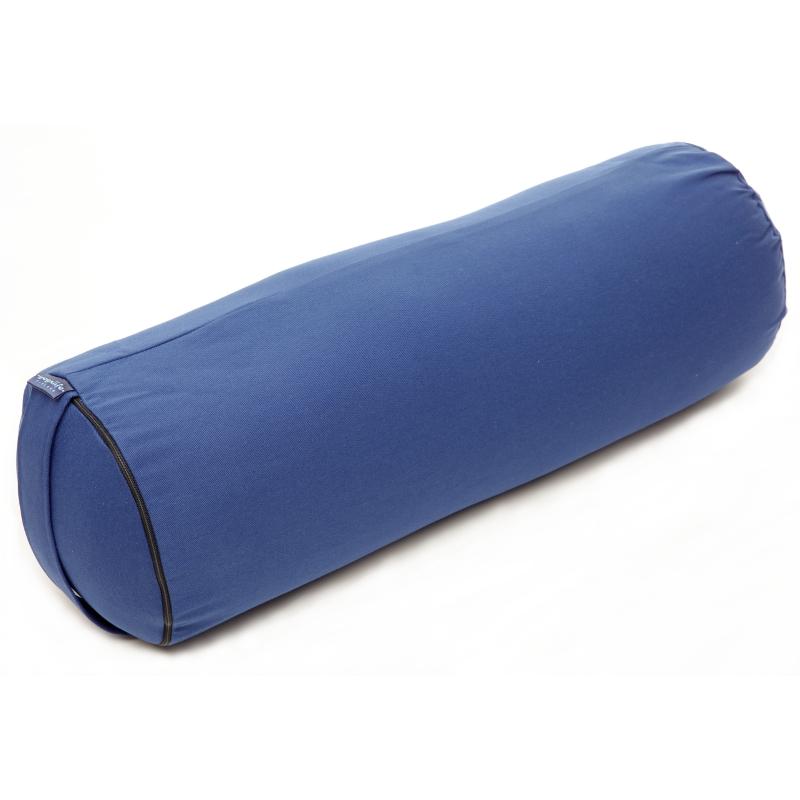 Bolster – Putkityyny – KAPOK täyte – Sininen – Yogalife