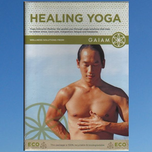 Healing yoga – Yoga Journal – Rodney Yee – DVD
