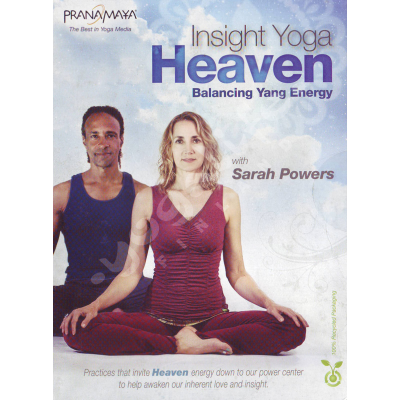 Insight Yoga Heaven – Balancing Yang Energy – Sarah Powers – DVD