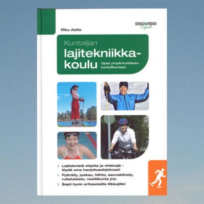 Kuntoilijan lajitekniikkakoulu – Riku Aalto