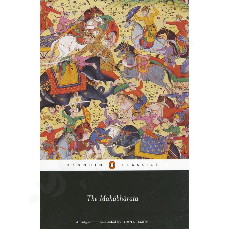 The Mahabharata – John D. Smith