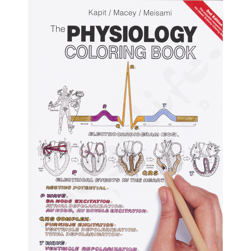 The Physiology Coloring Book – Kapi – Macey – Meisami