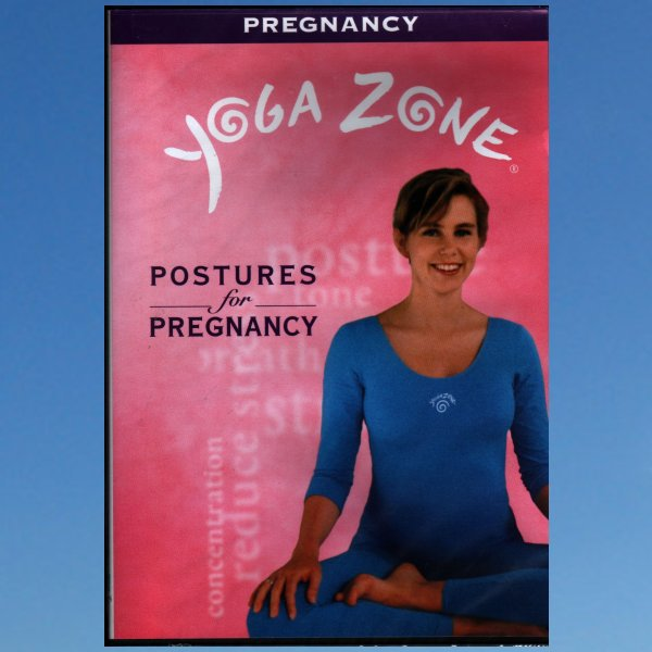 Postures for pregnancy – Yoga zone DVD