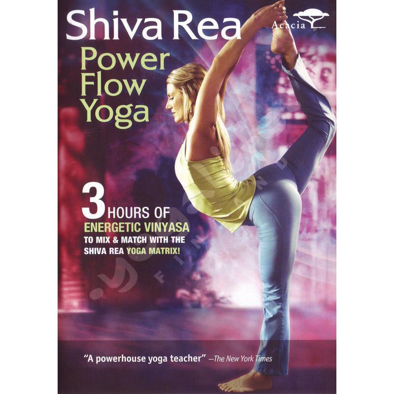 Shiva Rea: Power Flow Yoga – DVD