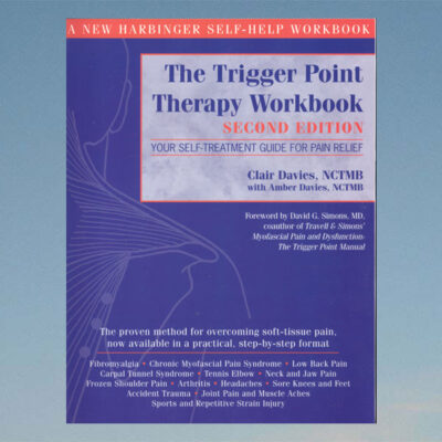 Trigger point therapy Workbook – Clair Davies & Amber Davies
