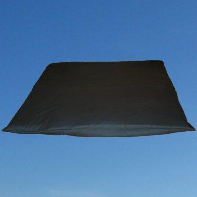 Zabuton meditaatioalusta musta 100x100cm – Yogalife